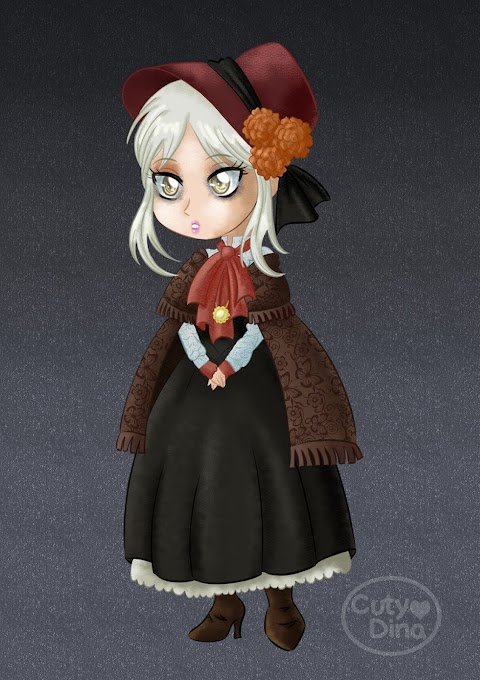 Bloodborne Doll FanArt