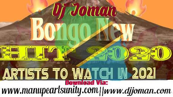 Dj Joman - Bongo Hit New artists to watch in 2021