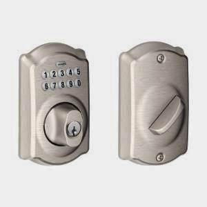 Get Schlage Camelot Keypad Deadbolt for $79.99 SHIPPED (Reg. $238)