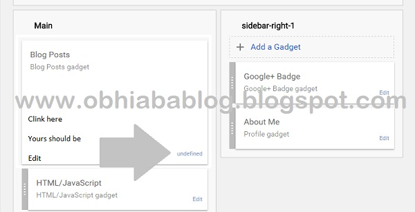 How To Show Default Author Bio Box In Blogger