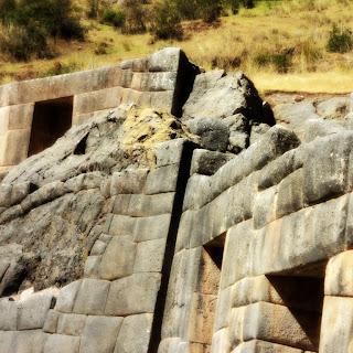 Ruínas Incas de Tambomachay, em Cusco