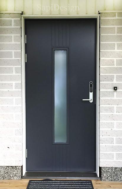 ulko-ovi sähkölukko