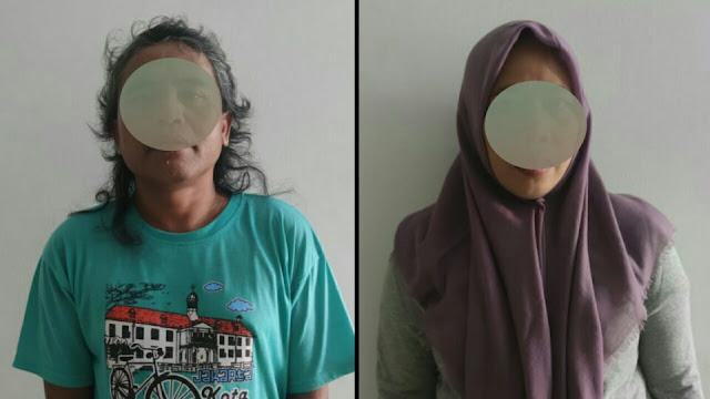 Polda NTB tangkap 2 pelaku narkoba di Kota Mataram