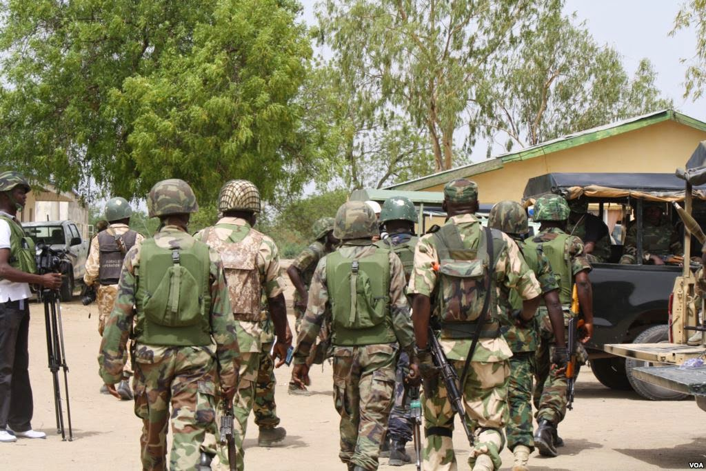 Image result for 17th Army Brigade in Katsina