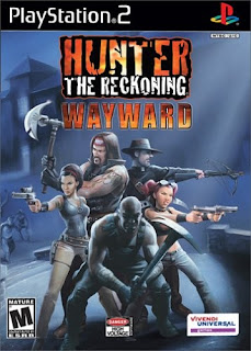 Hunter: The Reckoning Wayward (PS2) 2003
