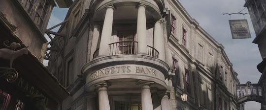 Conteúdo OFB: Banco Gringotes | Ordem da Fênix Brasileira