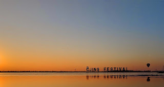 Location of Dwijing Festival