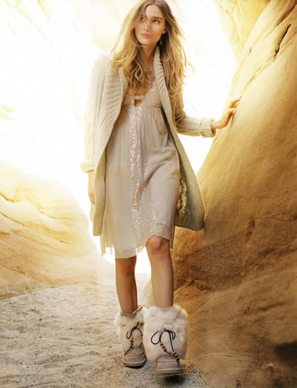 Lindas botas de moda | Colección Uggs