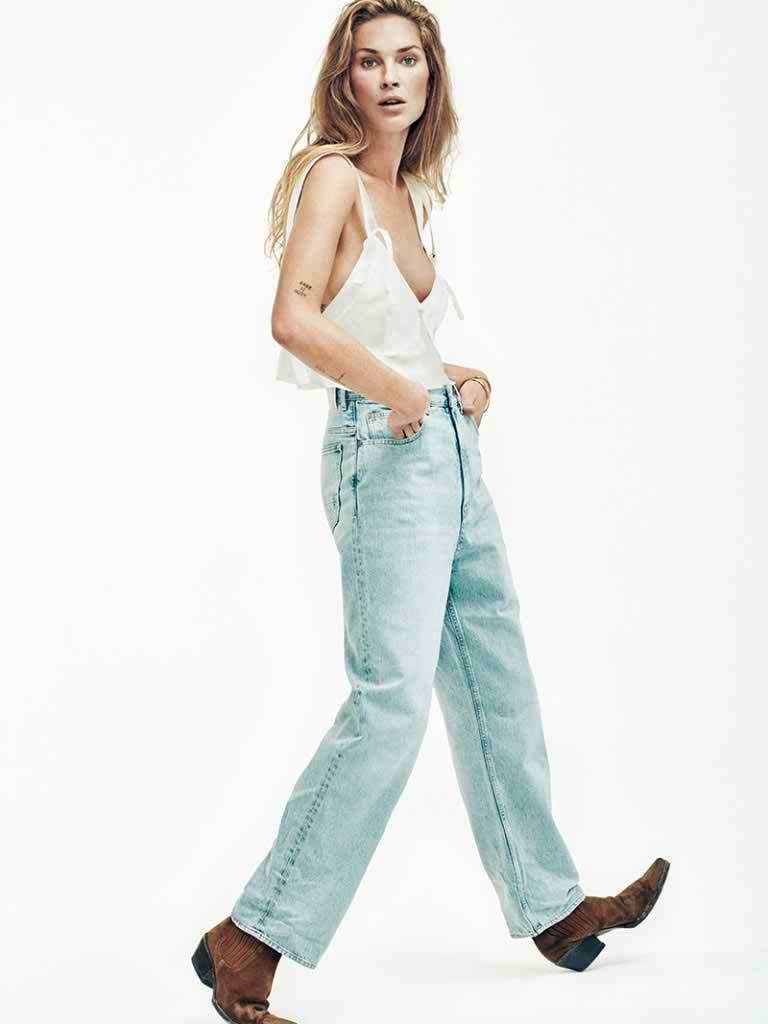 Sexy Ways to Style Denim Jeans