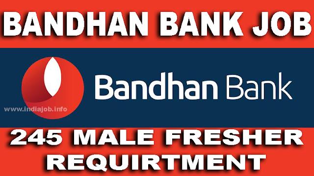 BANDHAN BANK JOB 2019