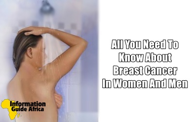 Breast cancer in African women and men