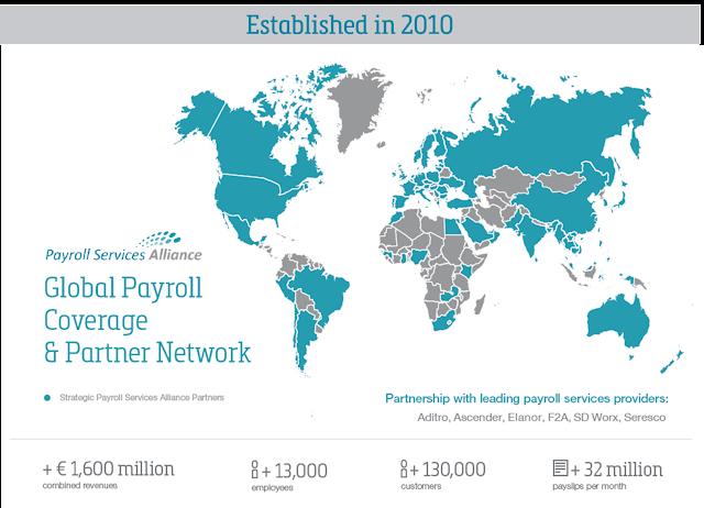 Seresco anuncia os 10 anos da Payroll Services Alliance