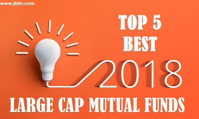 Best Large Cap Mutual Funds To Invest In 2018