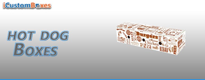 Hot Dog Boxes at Cheap Rate | French Fries Boxes Wholesale