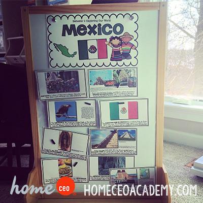 Mexico Preschool Unit by Home CEO