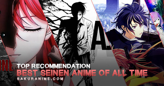 5 recommendations Anime Seinen is very good