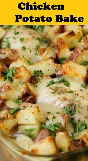 Chicken Potato Bake