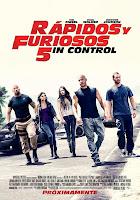 Rápidos y Furiosos 5: Sin Control / Fast & Furious 5 / A Todo Gas 5 (Fast Five)