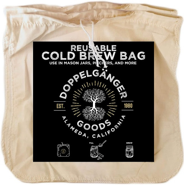cold brew coffee filter bags