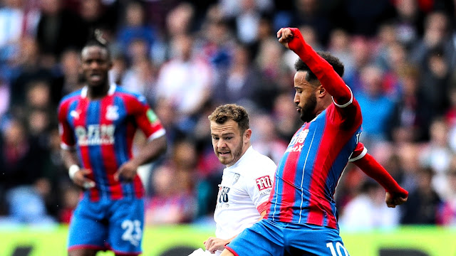 Crystal Palace vs Bournemouth line-ups confirmed
