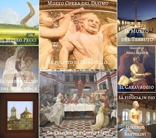 Mosaico - Immagini - Opere - Musei - Prato