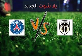 نتيجة مباراة باريس سان جيرمان وانجيه اليوم الجمعة بتاريخ 02-10-2020 الدوري الفرنسي