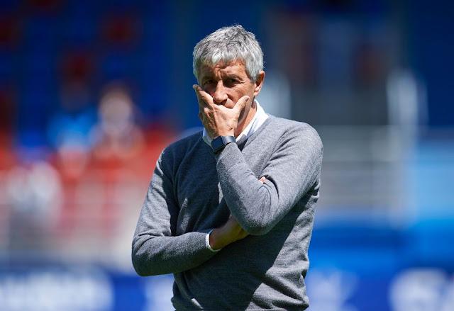 كيكي سيتين يفاجئ برشلونة