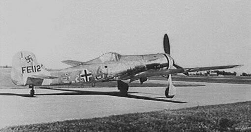 Focke Wulf Ta 152 worldwartwo.filminspector.com