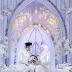 Gambar Pernikahan Mira Filzah dan Wan Emir