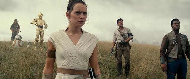 Star Wars: Vzestup Skywalkera (Star Wars: The Rise of Skywalker) – Recenze