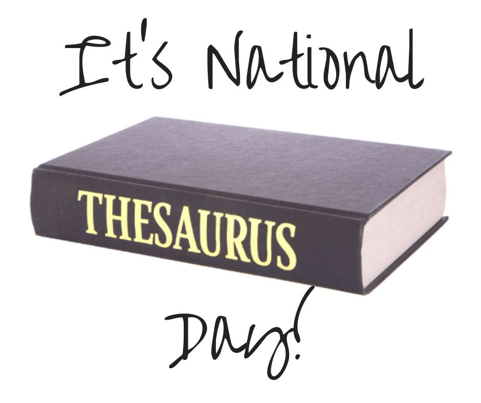 National Thesaurus Day Wishes Images