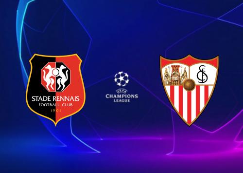 Rennes vs Sevilla -Highlights 08 December 2020