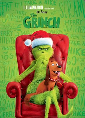 The Grinch [2018] [DVD R1] [Latino] [Resubida]