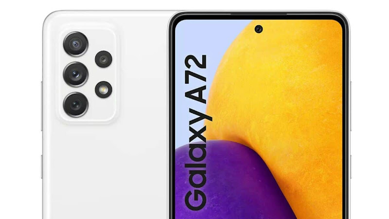 Samsung A72 prix maroc