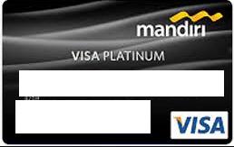 Limit Kartu Kredit Bank mandiri Berdasarkan Logo Kartu