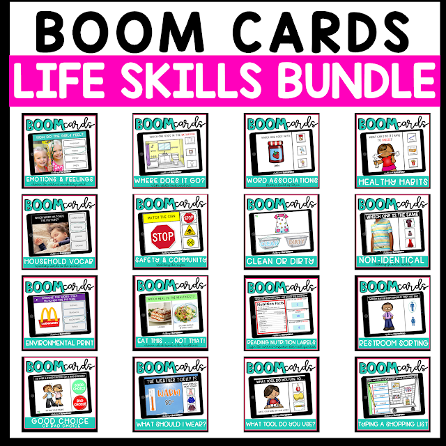 Life-Skills-Boom-cards-for-special-needs