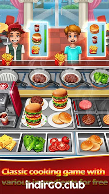 cooking chef hile apk