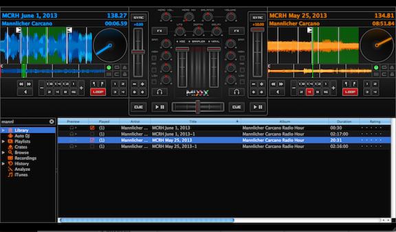 Mannlicher Carcano: Free MP3 DJ Software