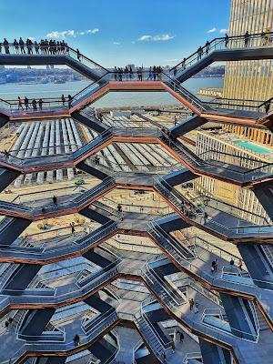 The Vessel Hudson Yards