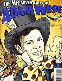 The Mis-Adventures of Adam West (2012) Comic