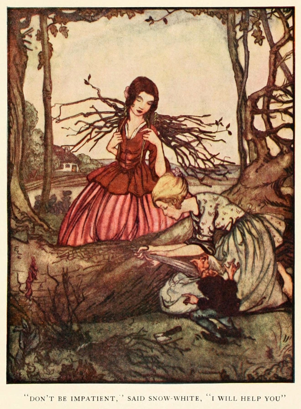 Art Of Narrative Rie Cramer Grimm S Fairy Tales