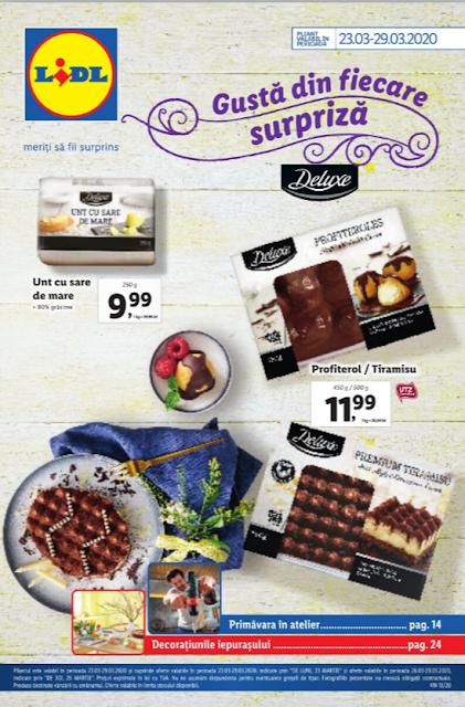 LIDL catalog brosura 23-29.03