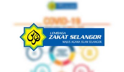 Permohonan Bantuan Zakat Selangor 2020 Online (COVID-19)