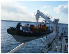 Peralatan Keselamatan di Kapal, dewi - dewi