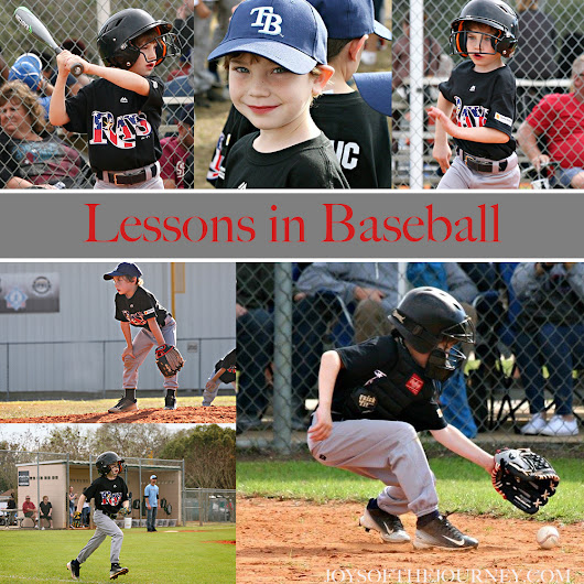 Lessons in Baseball