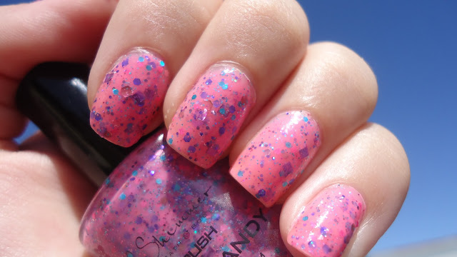 Nail Polish Vixen Kbshimmer Cotton Candy