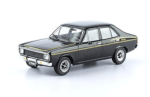 Dodge 1500 GT 1977 1:43 autos inolvidables argentinos salvat