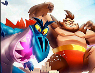 Game Tema Monster Hunter