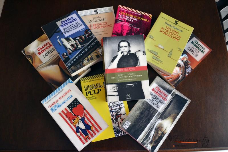 Presentazione libro Charles Bukowski
