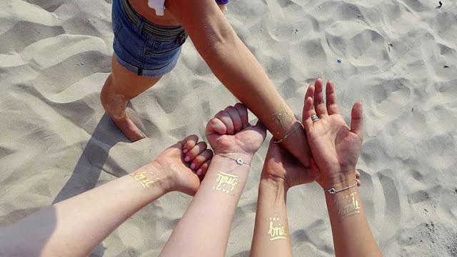 Team Bride, gold, metallic, pandora bracelet